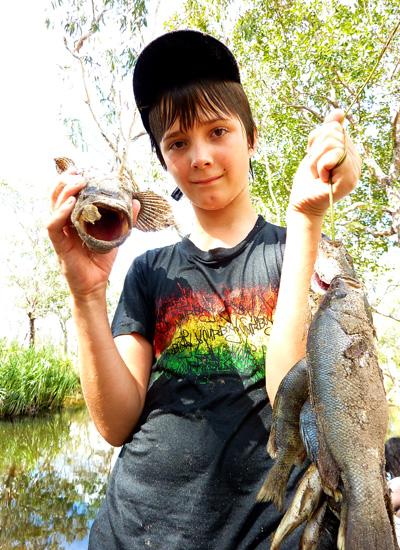 Fish at 009