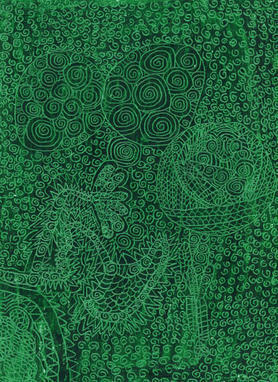 Green Etching 2
