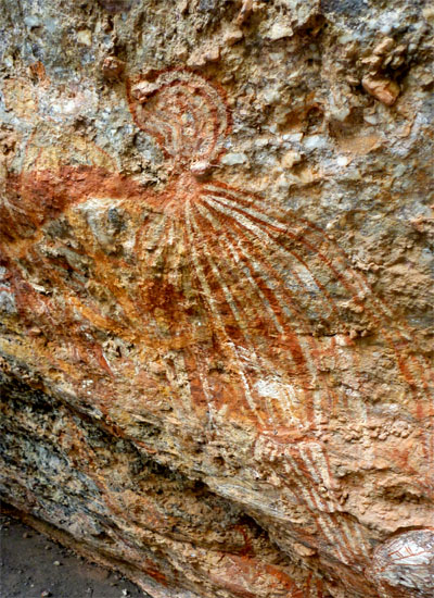 Rock Art Kakadu